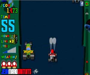 Jeux De Mario Kart Et Jeux Mario Moto