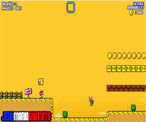 Jeux super mario flash world 2